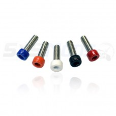 ATP Universal Colored Aftermarket Steering Bolt Kit (Set of 6)