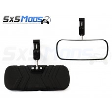 Assault Industries Stealth Series Convex Rear View Mirror for the Yamaha YXZ1000R