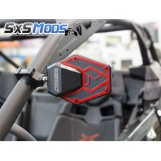 Assault Industries B2 Bomber Series Side View Mirrors for the Can-Am Maverick X3