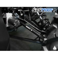 Assault Industries Radius Rods - Barrel Design for the Can-Am Maverick X3