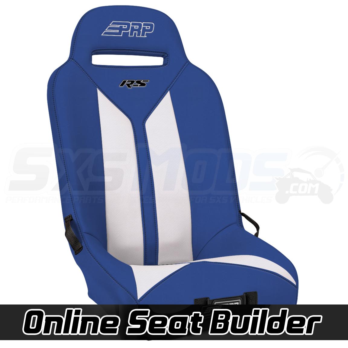 PRP RS Suspension Seat (Pair)