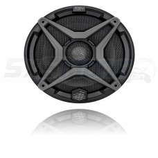 "SSV Works 6.5"" 2-Way Marine Grade Speakers with Colored Grille Option (Pair)"
