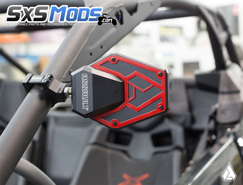 Can Am Maverick X3 B2 Bomber Side View Mirrors
