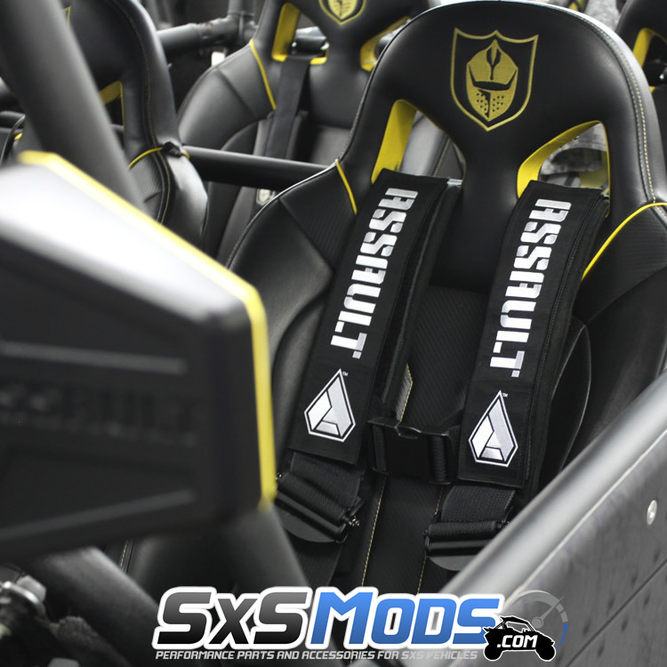 Can-Am Maverick X3 H Style 5 Point Harness by ault Industries