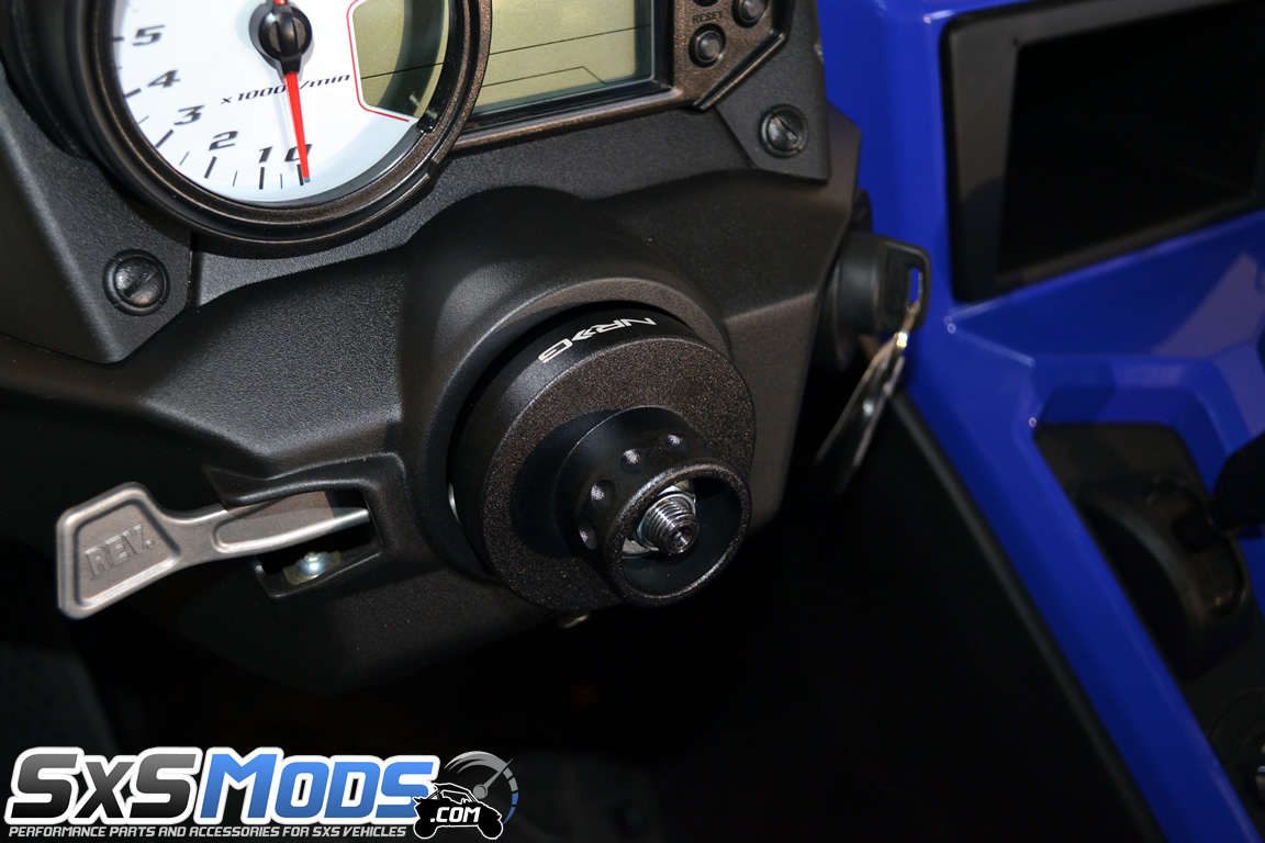 Yamaha Yxz1000r Aftermarket Steering Wheel Quick Release